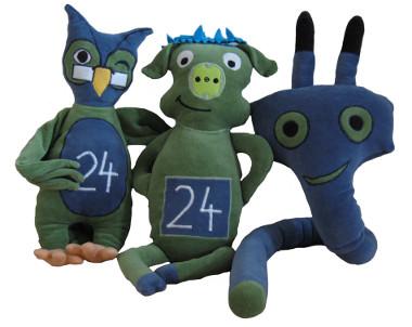 Maskottchen StromGas24